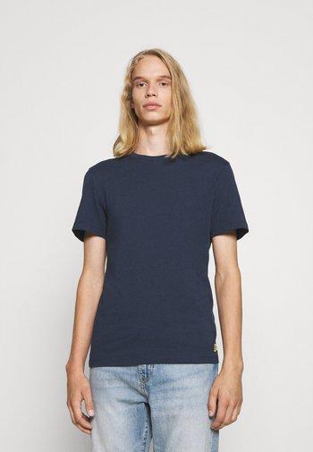 UNISEX - T-shirt - bas - navy