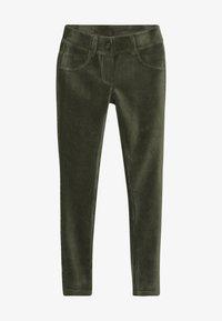Benetton - TROUSERS - Trousers - green - 2