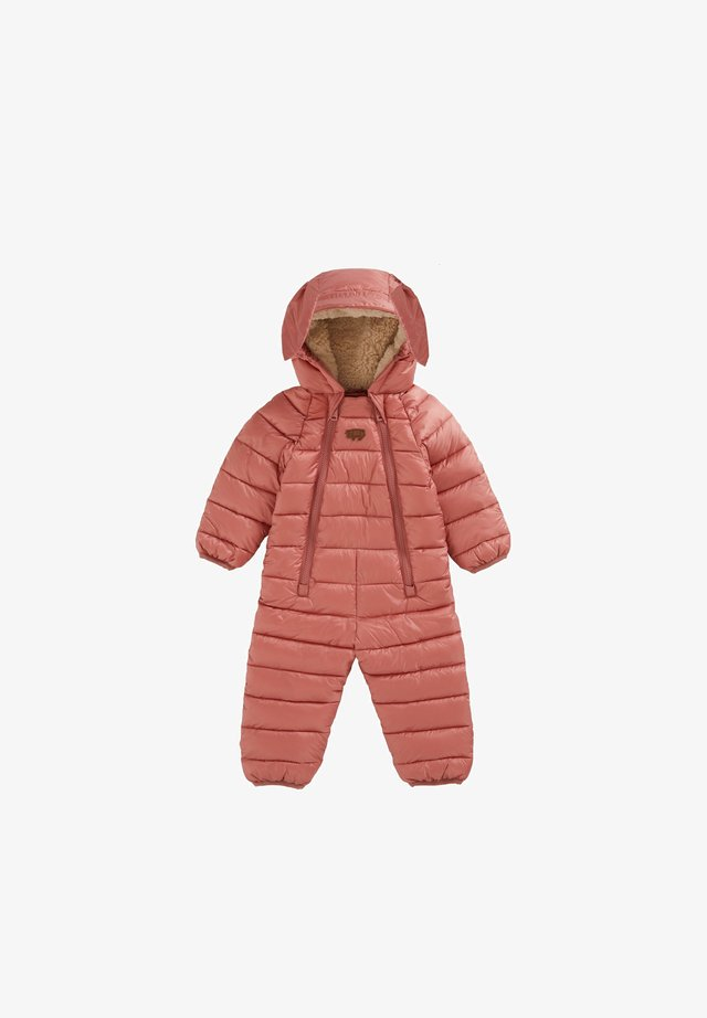 CLOUD - Snowsuit - pink