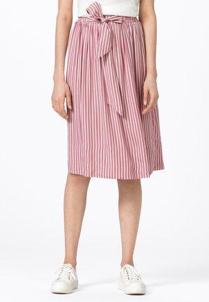 A-line skirt - rosenquarz