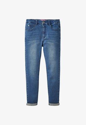 Straight leg jeans - picasso blau