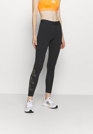 HOLIDAY  - Leggings - black