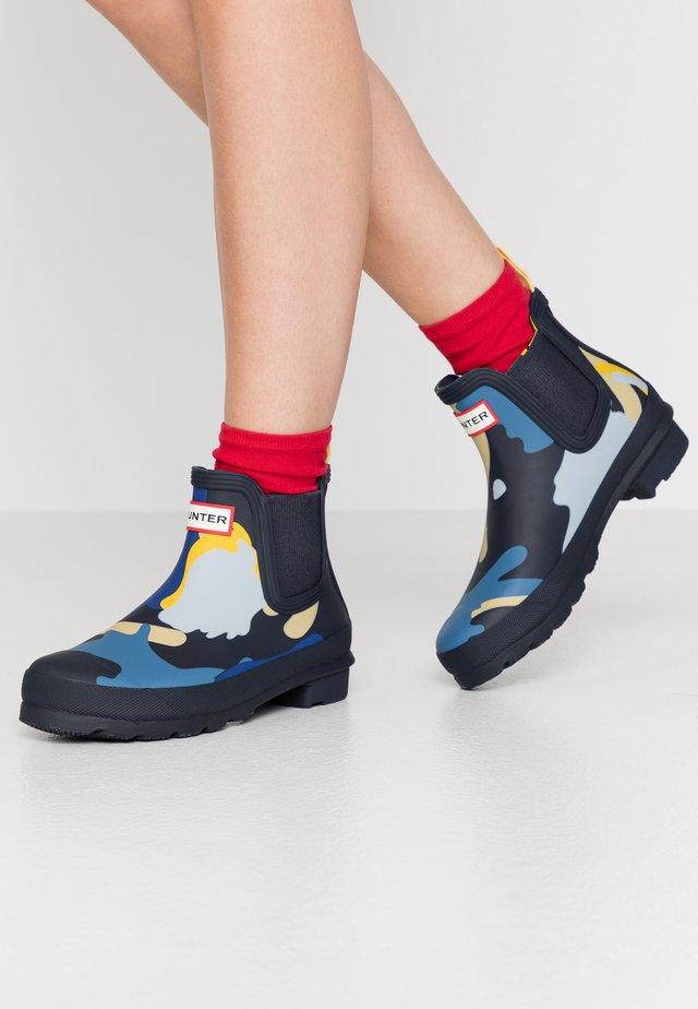 WOMENS ORIGINAL CHELSEA SLUG BOOTS - Stivali di gomma - nori