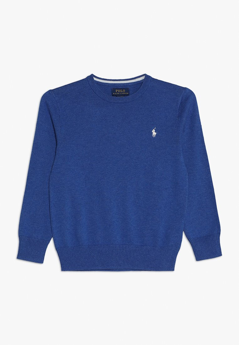 Polo Ralph Lauren - Stickad tröja - mottled dark blue
