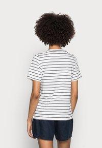 Esprit - T-shirt imprimé - navy - 2