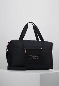 Tommy Jeans - COOL CITY DUFFLE - Sportovní taška - black - 0