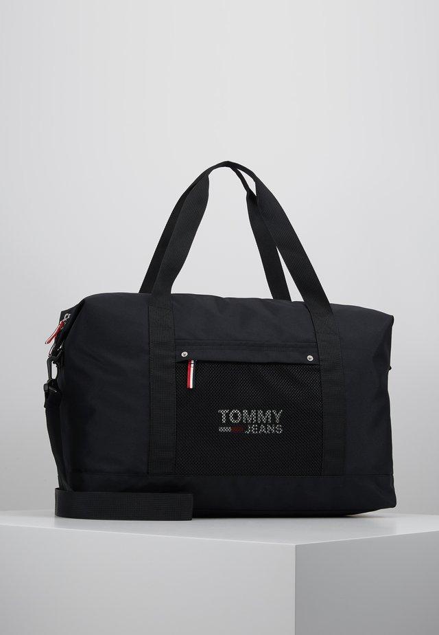COOL CITY DUFFLE - Sportovní taška - black