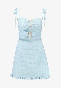 Tiger Mist - ROZA DRESS - Denní šaty - blue - 4