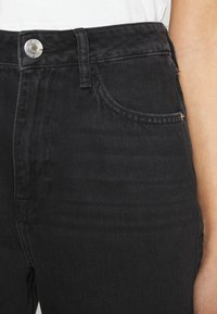 River Island - Relaxed fit jeans - washed black - 4