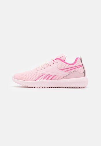 FLEXAGON ENERGY KIDS UNISEX - Sportovní boty - pink glow/porcelain pink/true pink