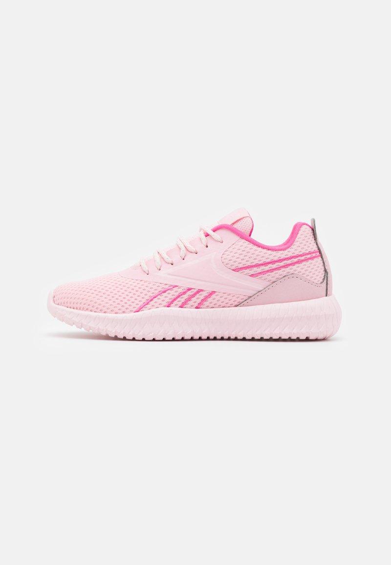 Reebok - FLEXAGON ENERGY KIDS UNISEX - Scarpe da fitness - pink glow/porcelain pink/true pink