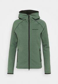 Peak Performance - CHILL ZIP HOOD - Fleece jacket - fells view - 0