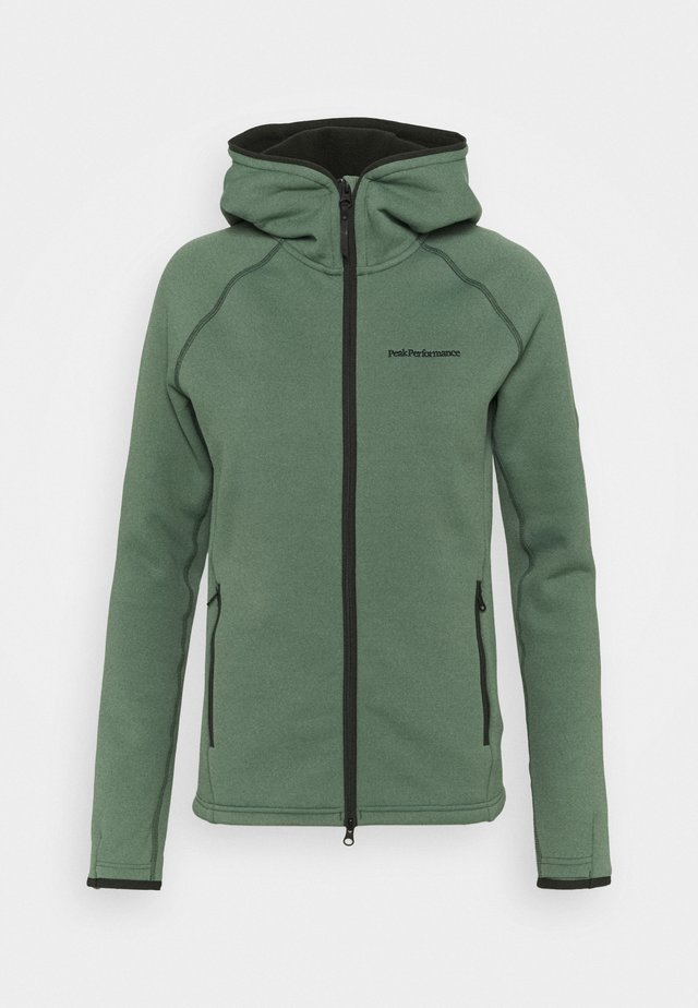 CHILL ZIP HOOD - Veste polaire - fells view