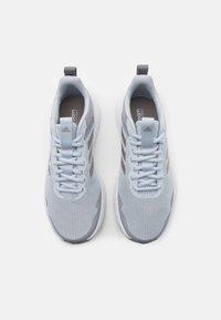 adidas Performance - FLUIDSTREET - Zapatillas de entrenamiento - halo blue/champagne metallic/halo silver - 3