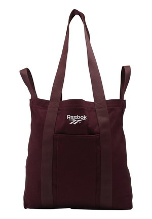 CLASSICS FOUNDATION TOTE - Tote bag - burgundy