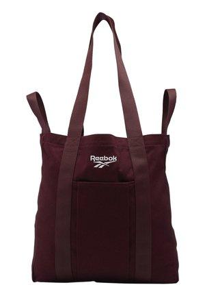 CLASSICS FOUNDATION TOTE - Bolso shopping - burgundy