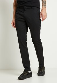 Dickies - 872 SLIM FIT WORK PANT  - Chino - black - 0