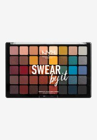 Nyx Professional Makeup - SWEAR BY IT SHADOW PALETTE - Eyeshadow palette - - - 0