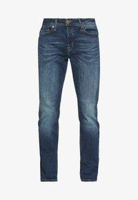 Jack & Jones - JJITIM JJORIGINAL - Jeans straight leg - blue denim - 4