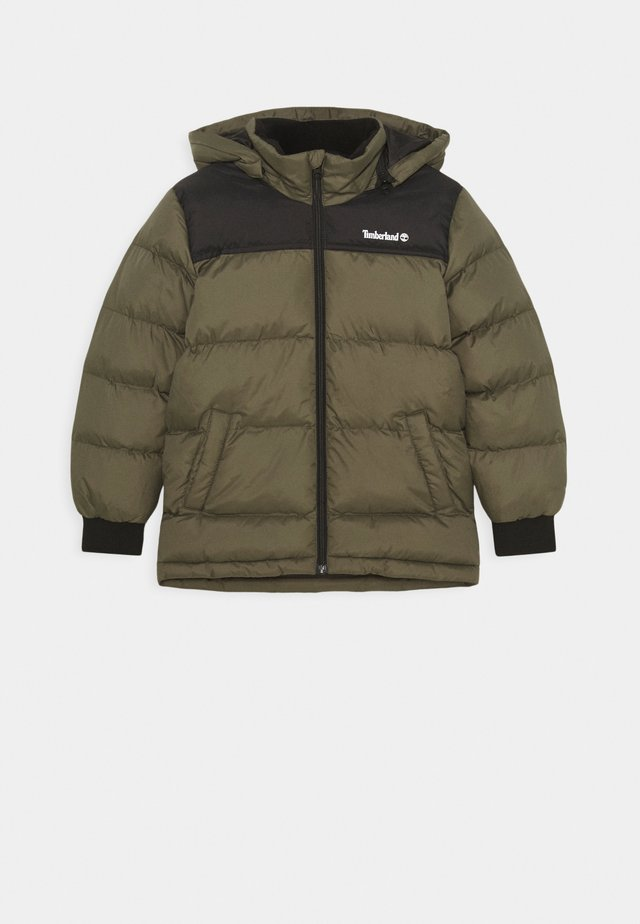 PUFFER  - Winter jacket - khaki