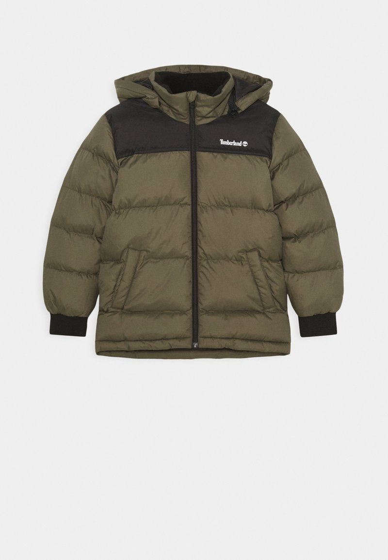 Timberland - PUFFER JACKET - Winter jacket - khaki