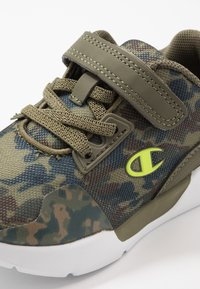 Champion - LEGACY LOW CUT SHOE RAMBO  - Sports shoes - khaki - 2