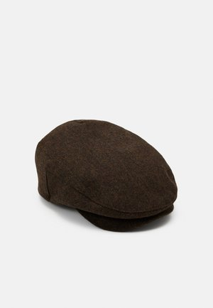 SNAP UNISEX - Beanie - dark brown