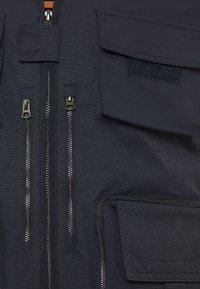 Schott - ROY X - Waistcoat - black - 2