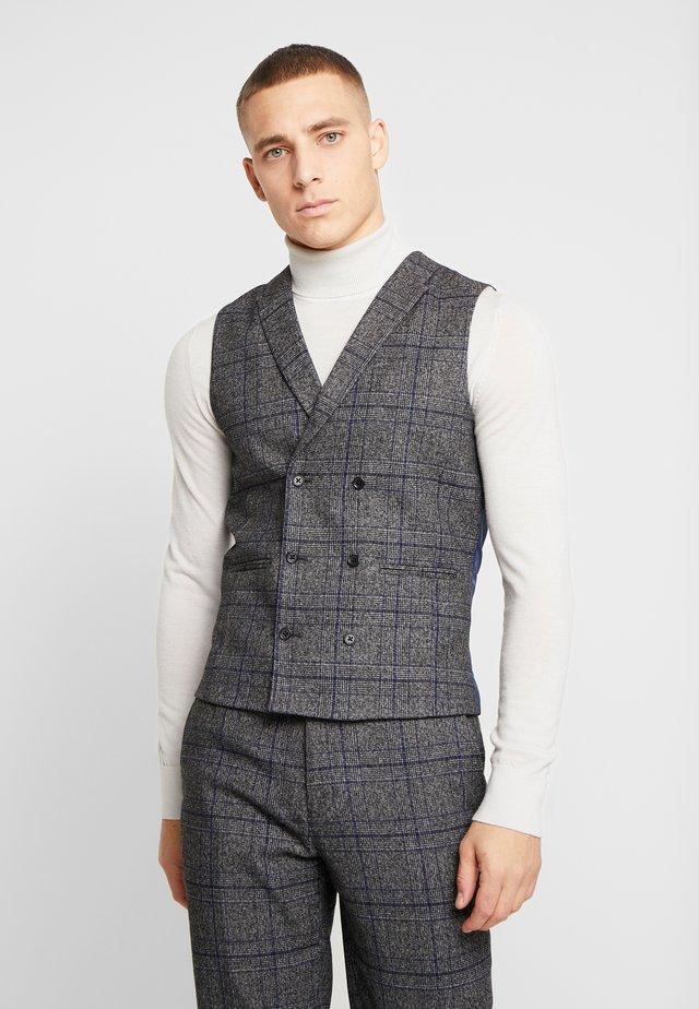 KENT SUIT - Dressvest - grey