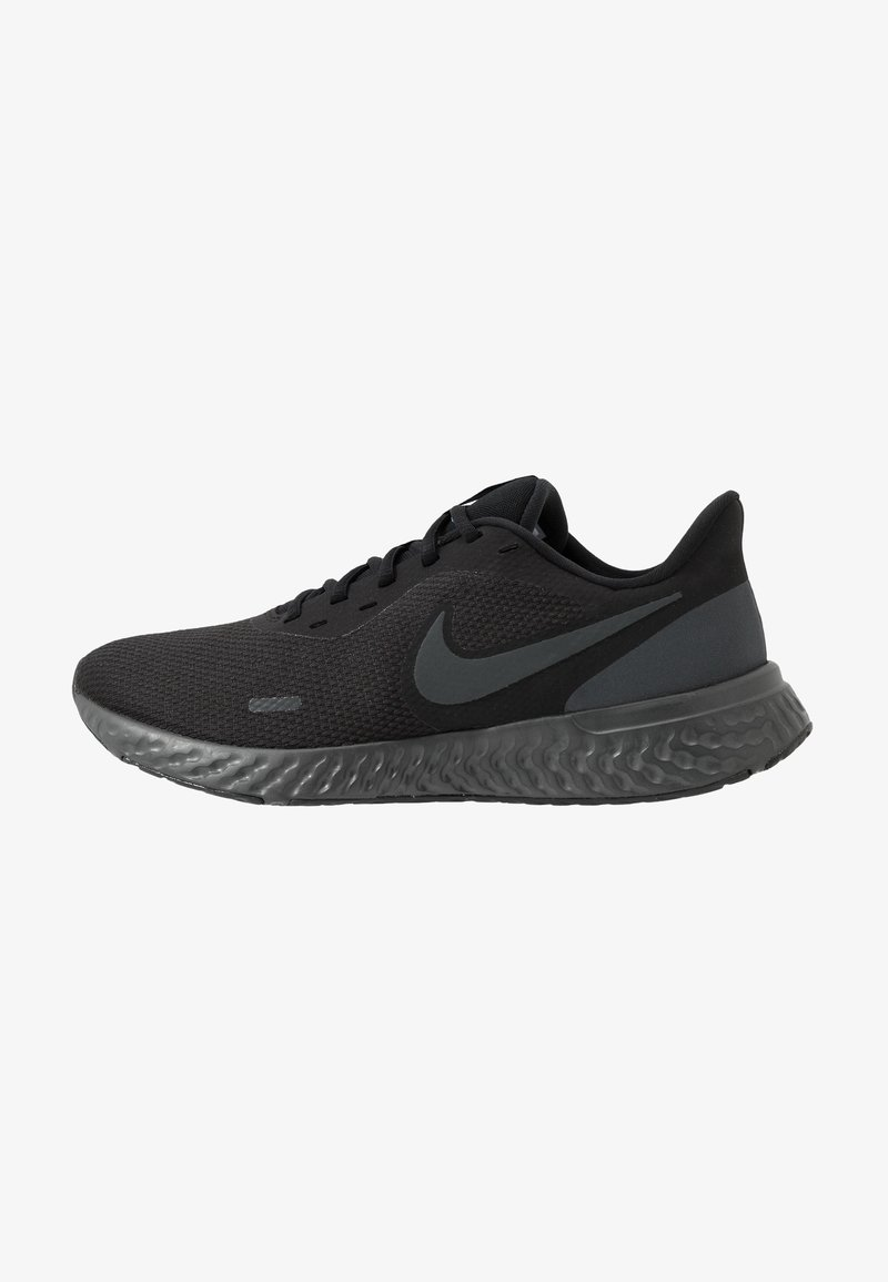 Nike Performance - REVOLUTION 5 - Juoksukenkä/neutraalit - black/anthracite