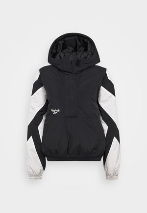 TWIN PUFF JACKET - Winter jacket - black