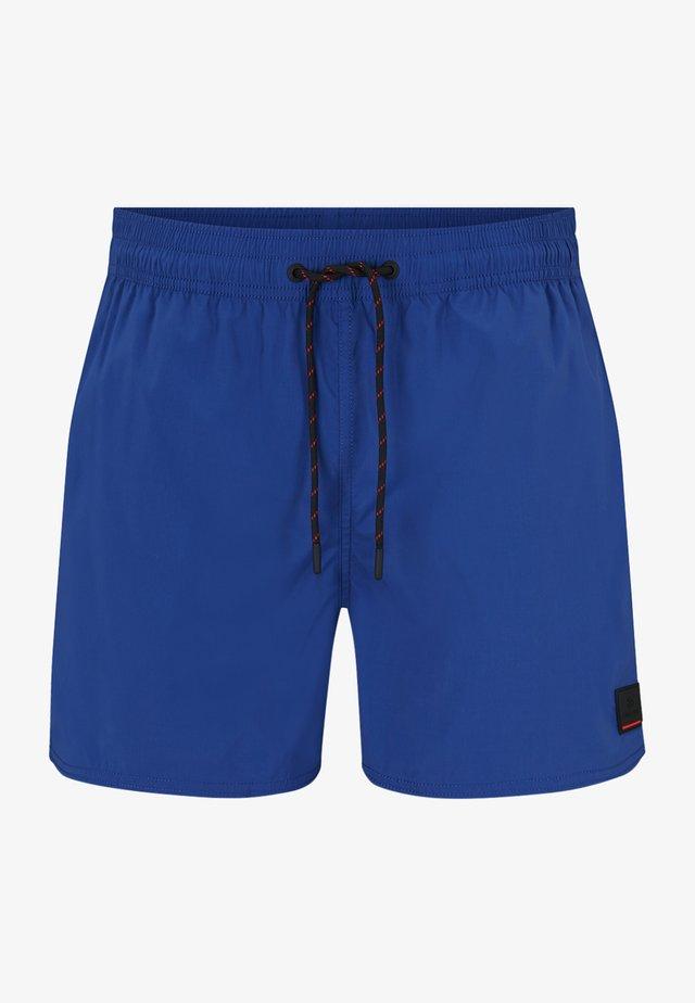 NELSON - Zwemshorts - azurblau