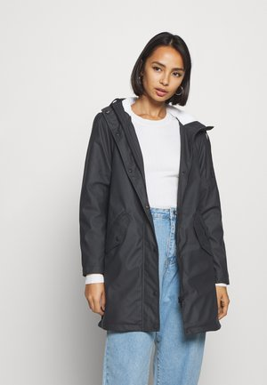 ONLSALLY RAINCOAT - Parka - night sky/white