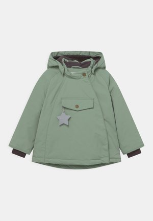 WANG UNISEX - Winter jacket - iceberg green