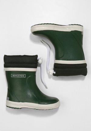 Wellies - dark green