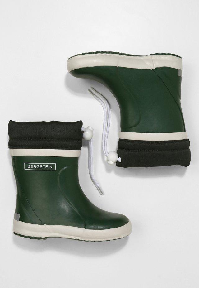 Bottes en caoutchouc - dark green