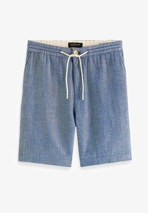 FAVE BEACH  - Shorts - seaside blue melange