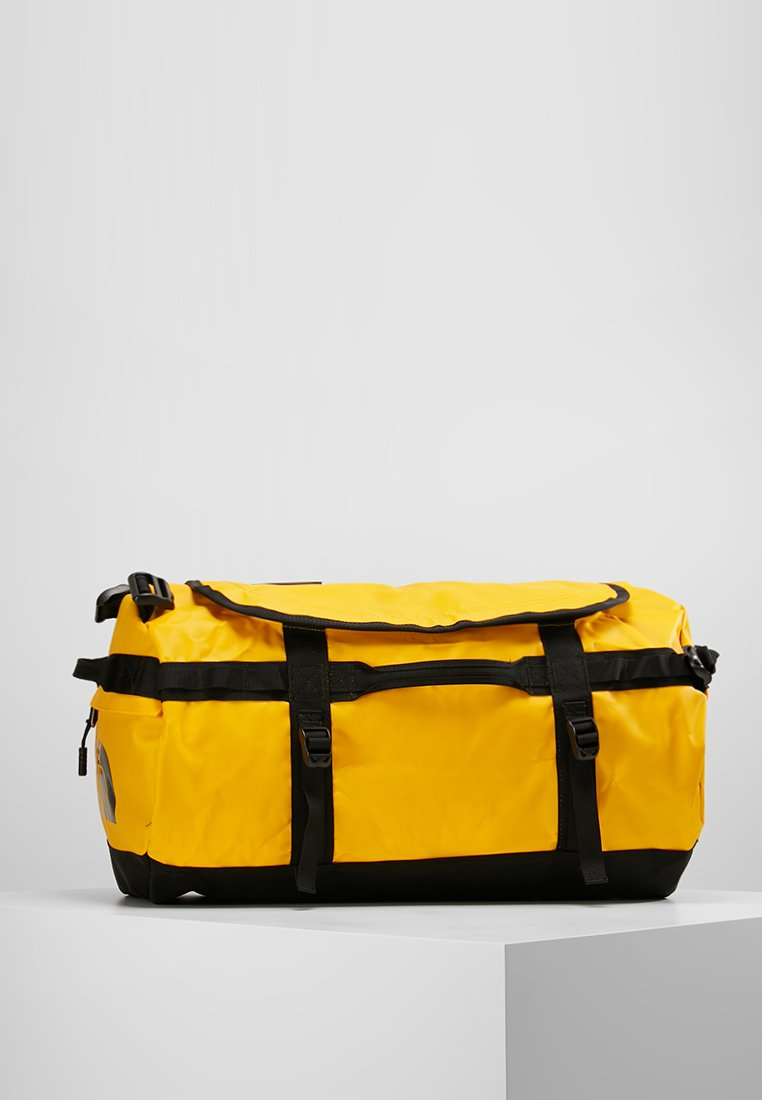 The North Face - BASE CAMP DUFFEL S UNISEX - Sportstasker - sumitgold/black