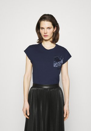 BLANCA - Basic T-shirt - midnight marine