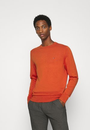 BLEND CREW NECK - Jumper - orange