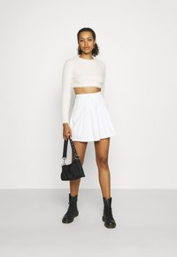 Sixth June - HAIRY CROP TOP - Jumper - off white - 1