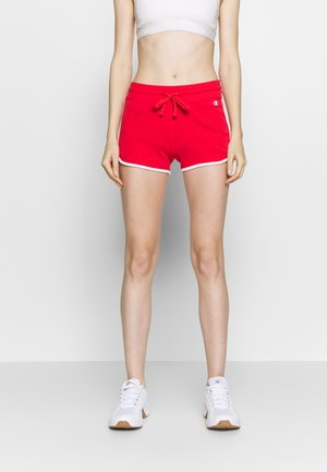 SHORTS - Korte broeken - red
