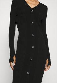 HUGO - SAFFAT - Jumper dress - black - 7