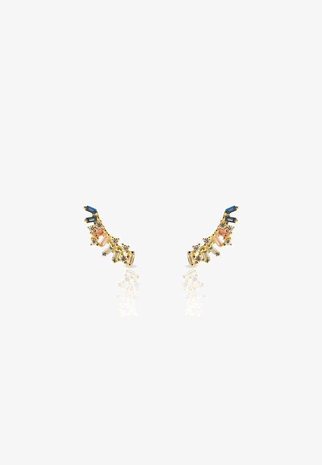 BLUE IRELAND - Earrings - oro