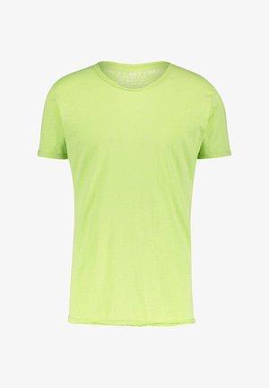 Basic T-shirt - tanne (48)