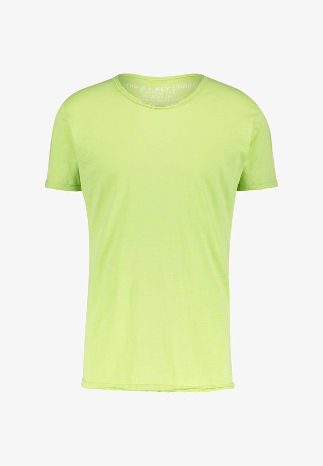 T BREAD NEW - Basic T-shirt - tanne (48)