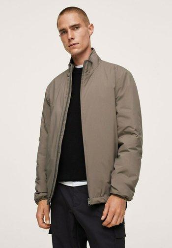 GORRYN-I - Light jacket - hellbraun/pastellbraun
