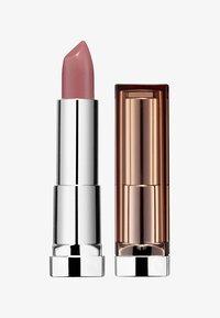 Maybelline New York - COLOR SENSATIONAL BLUSHED NUDES LIPSTICK - Rouge à lèvres - 207 pink fling - 0
