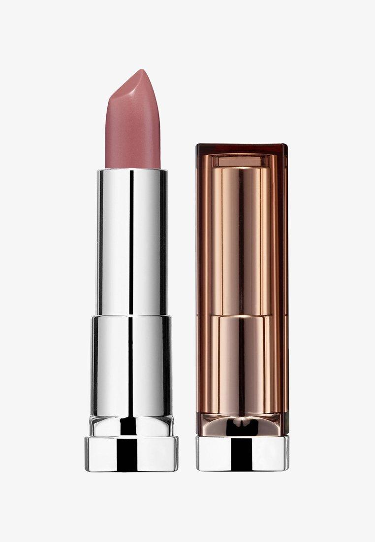 Maybelline New York - COLOR SENSATIONAL BLUSHED NUDES LIPSTICK - Rouge à lèvres - 207 pink fling
