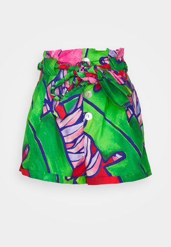BUNCH BUTTON DOWN - Shorts - tropical